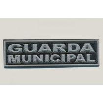 Emborrachado GUARDA MUNICIPAL para porta treco