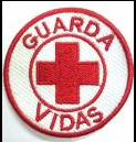 Patch Bordado GUARDA VIDAS