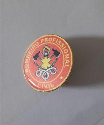 Distintivo de Boina Para Bombeiro Civil