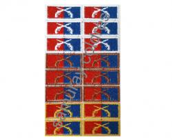 Medalha  Bordada PMRN 10, 20 ou 30 Anos + Frete Grátis (UMA UNIDADE)