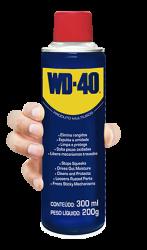 ÓLEO LUBRIFICANTE WD-40 300ML IDEAL PARA MANUTENÇÃO DE ARMAS DE FOGO E DE PRESSÃO