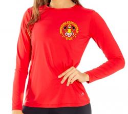 Camiseta Bombeiro Civil com Prteção UV-50 Masculina ou Feminina