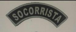 Manicaca SOCORRISTA Emborrachada  com velcro + Frete Grátis