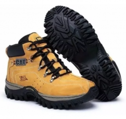Bota PRETA Caterpillar Masculino Adventure Jeep 37