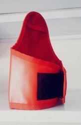 Braçal Vermelho Bombeiro Profissional Civil
