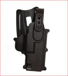 Coldre Saque Rápido de Polímero Maynards Para Pistola ou Revolver