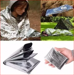 Corbertor Termico Primeiro Socorros Camping Resgate