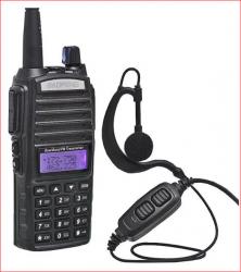 Rádio Comunicador Ht Dual Band Portátil Profissional Baofeng UV-82