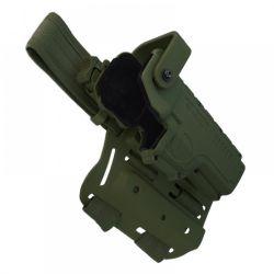 Coldre Bélica Hammer II Verde Universal para Pistolas