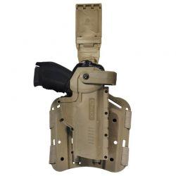 Coldre Bélica Hammer II Deset Universal para Pistolas