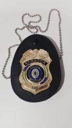 Distintivo Atirador CAC