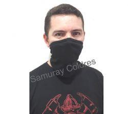 Kit 10 Máscaras de Proteção Meia Face Reutilizável