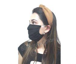 Kit 10 Máscaras de Proteção Frente Com Elástico