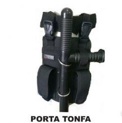 Porta Tonfa de Perna  Com Porta Objetos