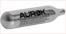 30x cilindro co2 12g Aurok Pistola Revólver airsoft Airgun