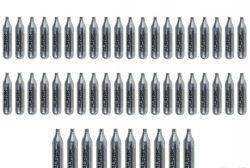 Kit com 50 Cilindros Co2 de 12gr Para Pistolas de Airsoft