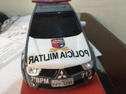 Mini Viatura Grupo Tático Operacional GTO-PMRN