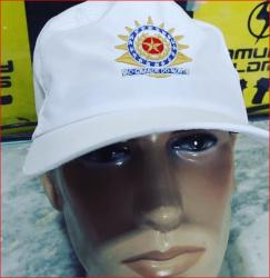Gorro Branco Polícia Rodoviária PMRN