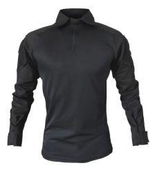 Camisa Combat Shirt Preta Fox Boy
