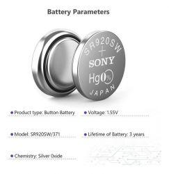 Bateria de Relógio Original Sony 371 Sr 920 SR920SW