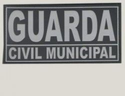 Emborrachado Costas 10x20 Guarda Civil Municipal