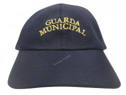Boné Guarda Municipal 6 Gomos Com Bordado